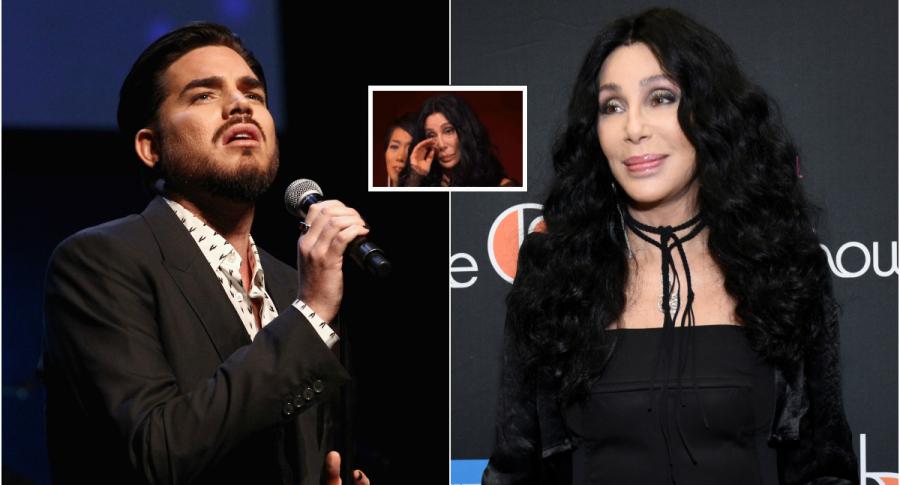 Adam Lambert / Cher