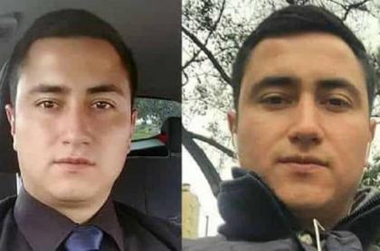 Subteniente Esteban Camilo Ojeda Eraso, asesinado en 'paseo millonario'
