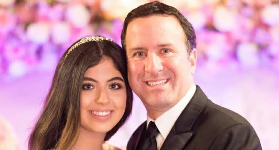 Sofía Arias y Felipe Arias