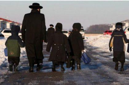 Miembros Lev Tahor