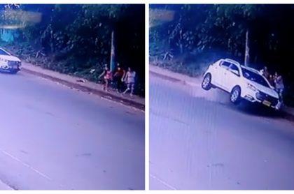 Accidente Carro
