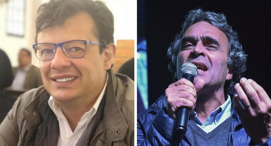 Hollman Morris y Sergio Fajardo