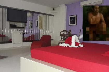 Habitación Motel El Greco
