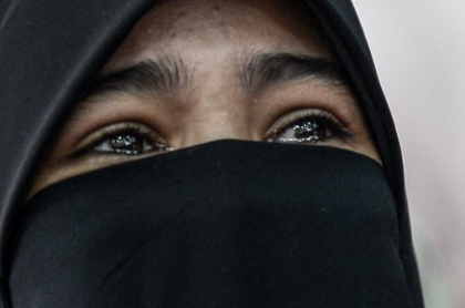 Mujer egipcia.
