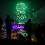 Celebración año nuevo en Samoa