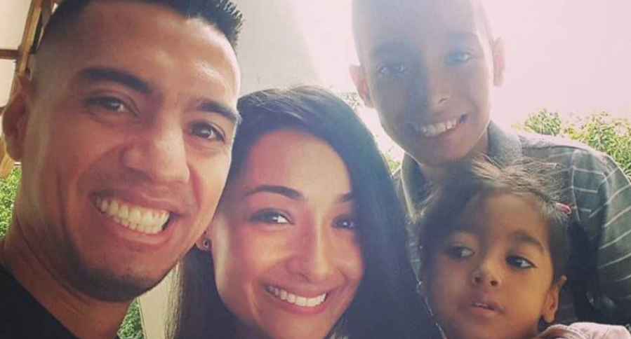 Familia de Andrés Felipe González