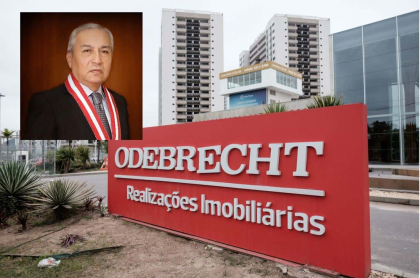 Pedro Gonzalo Chávarry y oficinas Odebrecht