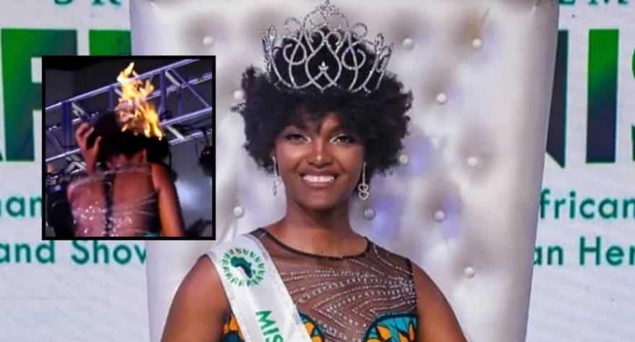Miss África