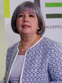 Patricia Linares, presidenta de la Jurisdicción Especial para la Paz (JEP).