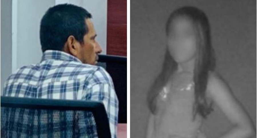 Pastor Gómez Baca confeso homicida de la niña Angie Lorena Nieto