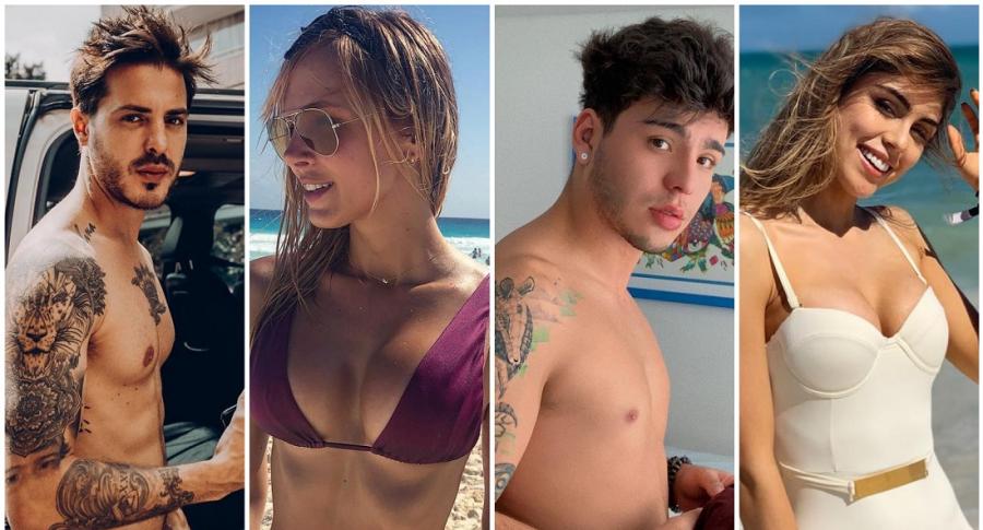 Llane, Elizabeth Loaiza, Sebastián Villalobos y Pautips
