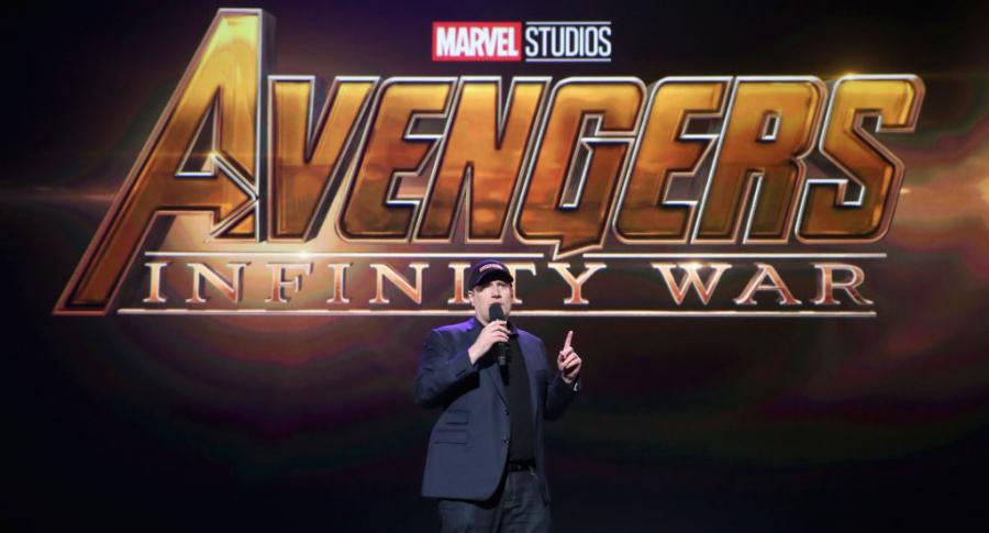 Kevin Feige, productor de 'Vengadores: Infinity War'