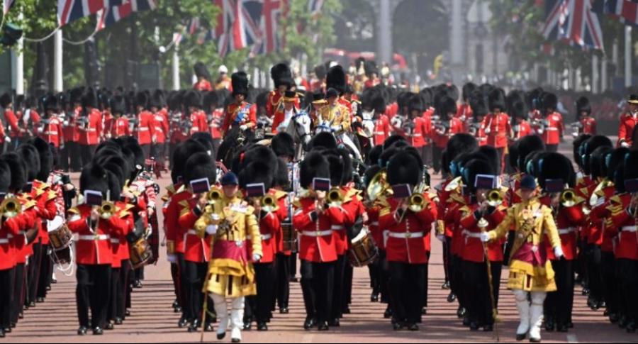 Guardia Real de Inglaterra.