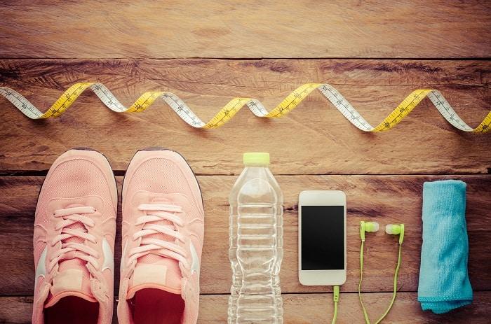 Implementos para hacer ejercicio