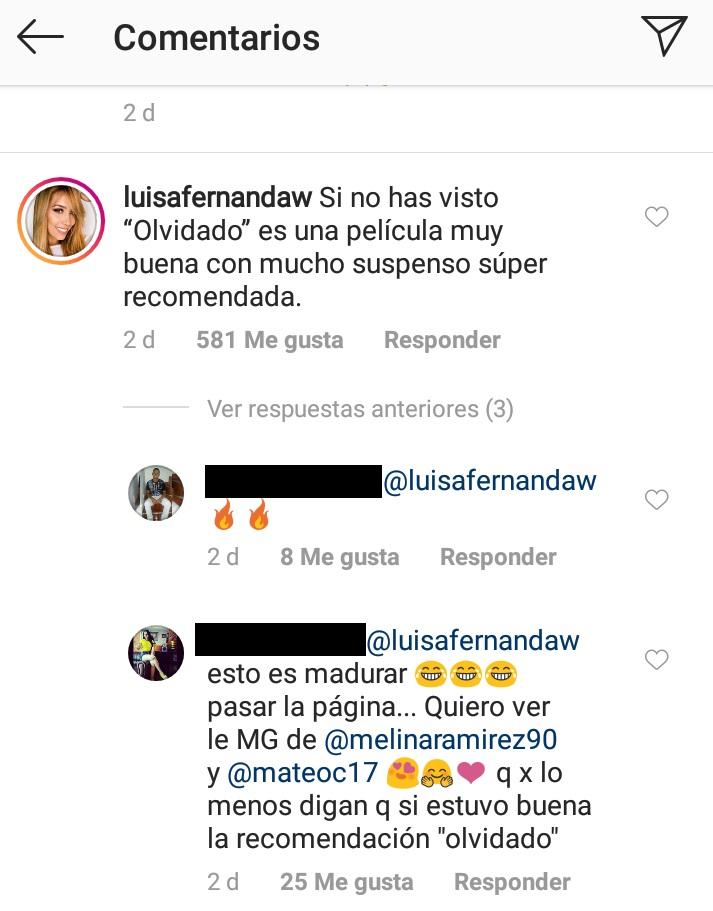 Respuesta Luisa Fernanda W