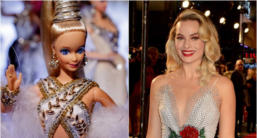 Barbie / Margot Robbie