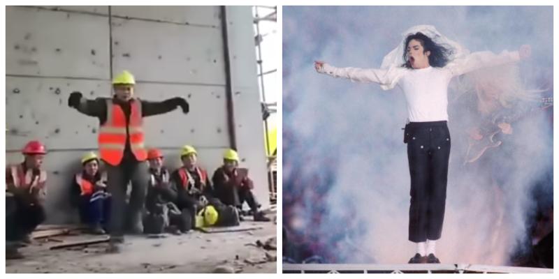 Baile Michael Jackson