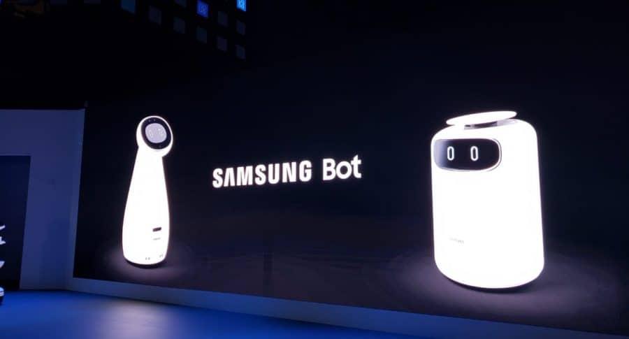 Robots de Samsung