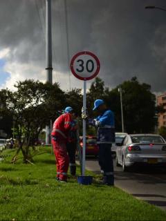 Bogotá es la ciudad colombiana que más salva vidas a través de estrategias de tránsito