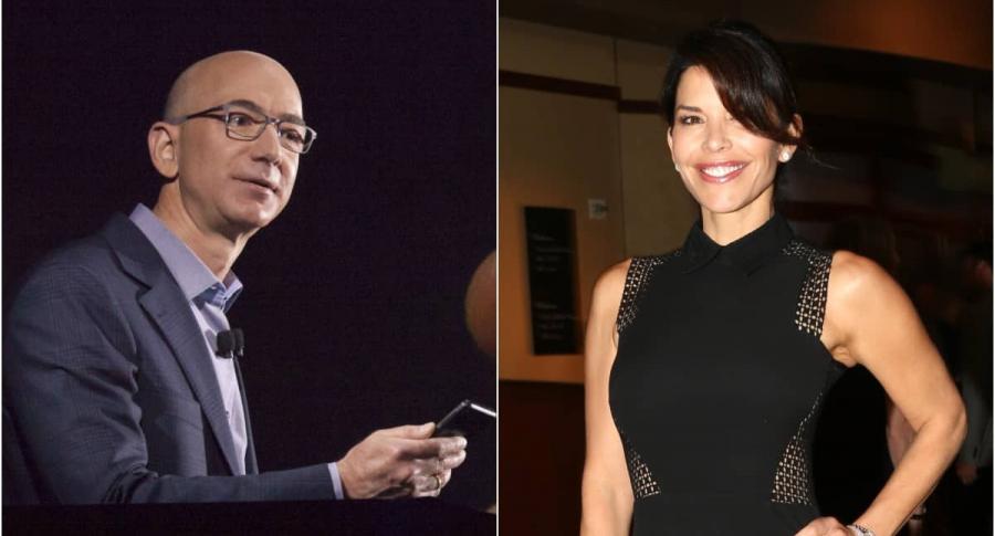 Jeff Bezos / Lauren Sanchez
