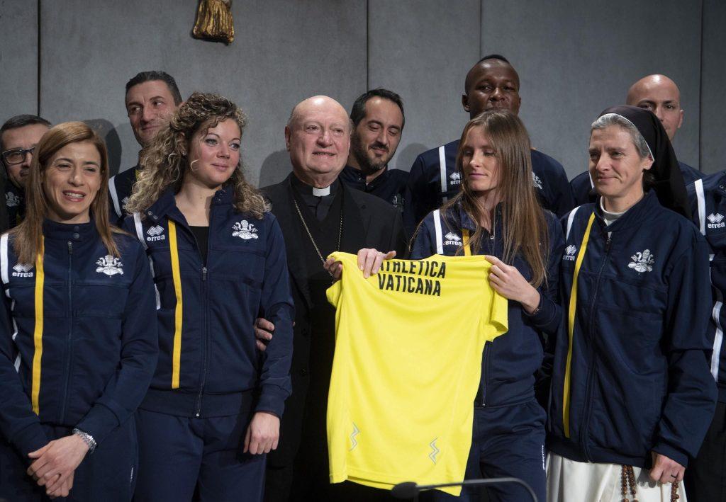 Equipo de atletismo de El Vaticano