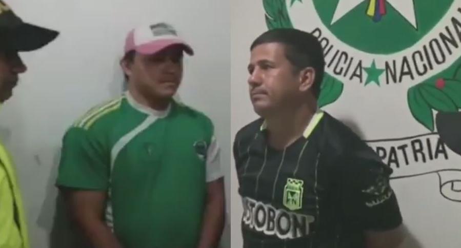 Hernán Betancur López y Albeiro Galvis Betancur