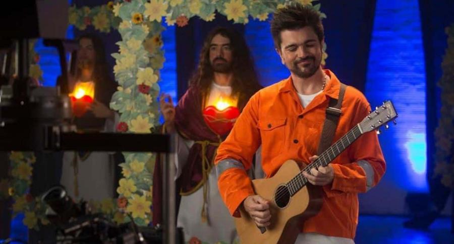 Juanes, cantante.