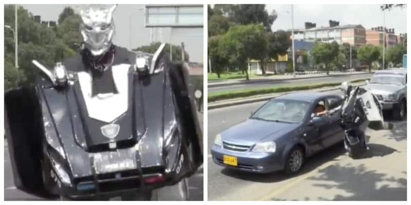 Transformer colombiano