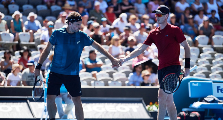 Jamie Murray y Bruno Soares