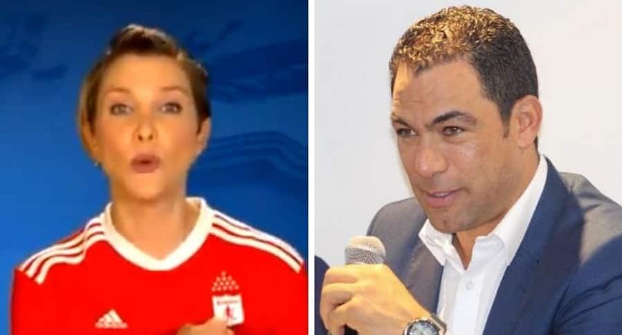 Margarita Ortega y Ricardo 'Gato' Pérez