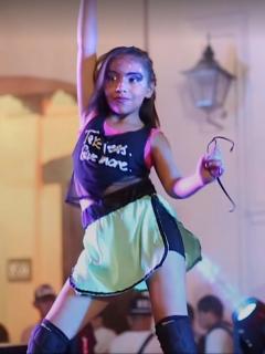Tiziana, la niña trans que obtuvo el cambio de DNI