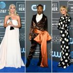 Lady Gaga, Billy Porter, Judith Light y Ricky Martin
