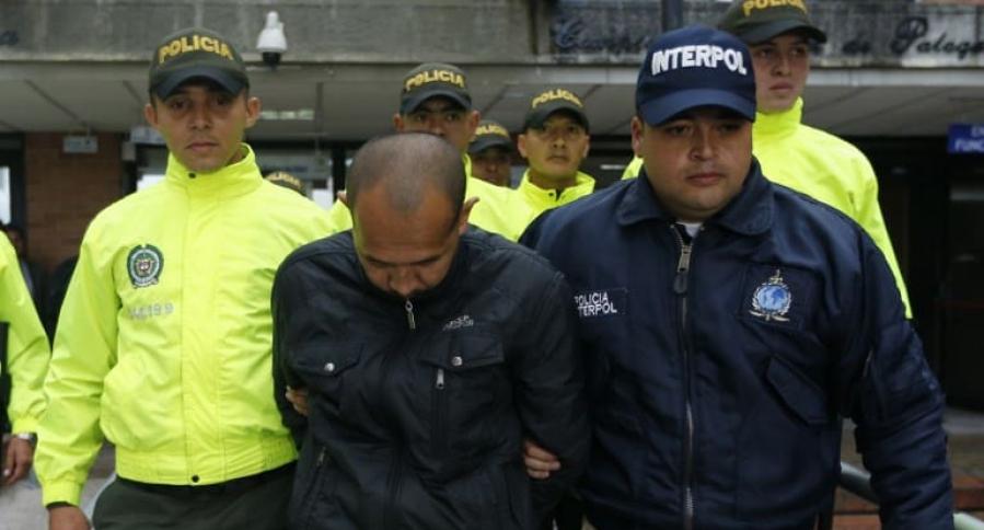 Extradición en Colombia Imagen de referencia.