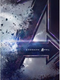 Afiche de 'Avengers: Endgame'