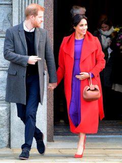 Príncipe Harry y Meghan Marke