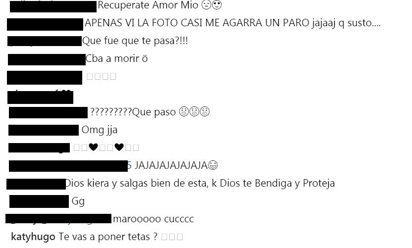 Comentarios a foto de Maluma
