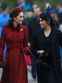Kate Middleton / Meghan Markle