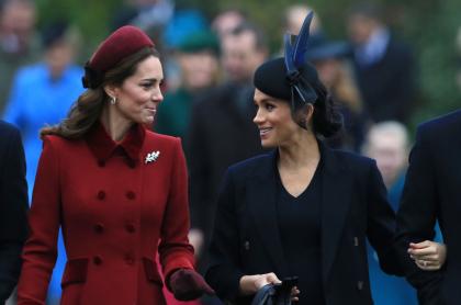 Kate Middleton / Meghan Markle