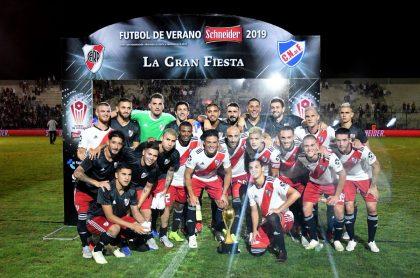 River Plate venció a Nacional
