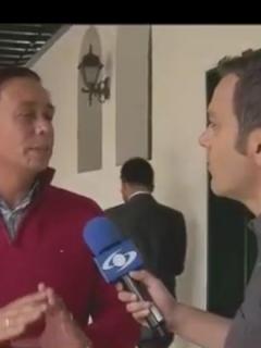 Juan Diego Alvira en el Concejo de Bogotá