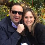 Jorge Alfredo Vargas e Inés María Zabaraín