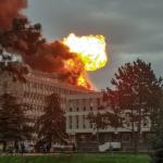 Explosión Universiadad Francia