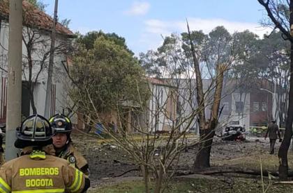 Explosión Escuela General Santander