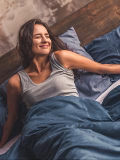 dormir levantarse lunes relax animo