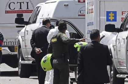 Atención a heridos por explosión