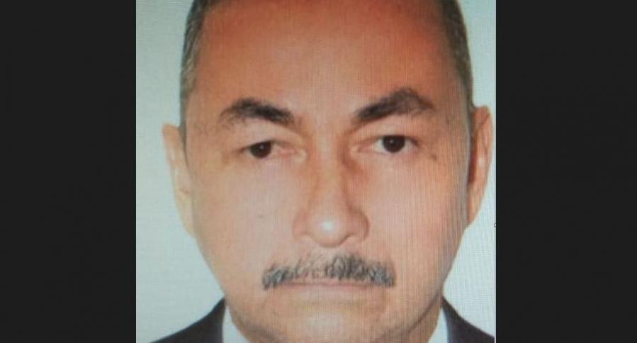 José Aldemar Rojas Rodríguez, autor material del atentado terrorista