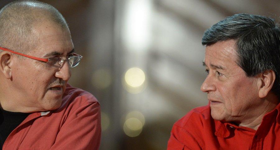 'Antonio García' y 'Pablo Beltran'