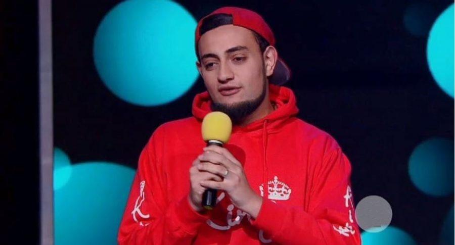 Ibrahim Salem, humorista.