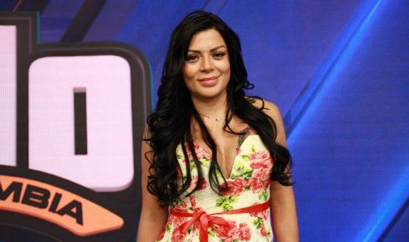 Marbelle, cantante y presentadora.