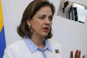 4 familiares de senadora uribista deberían ir a muro de vergüenza que ella misma propuso
